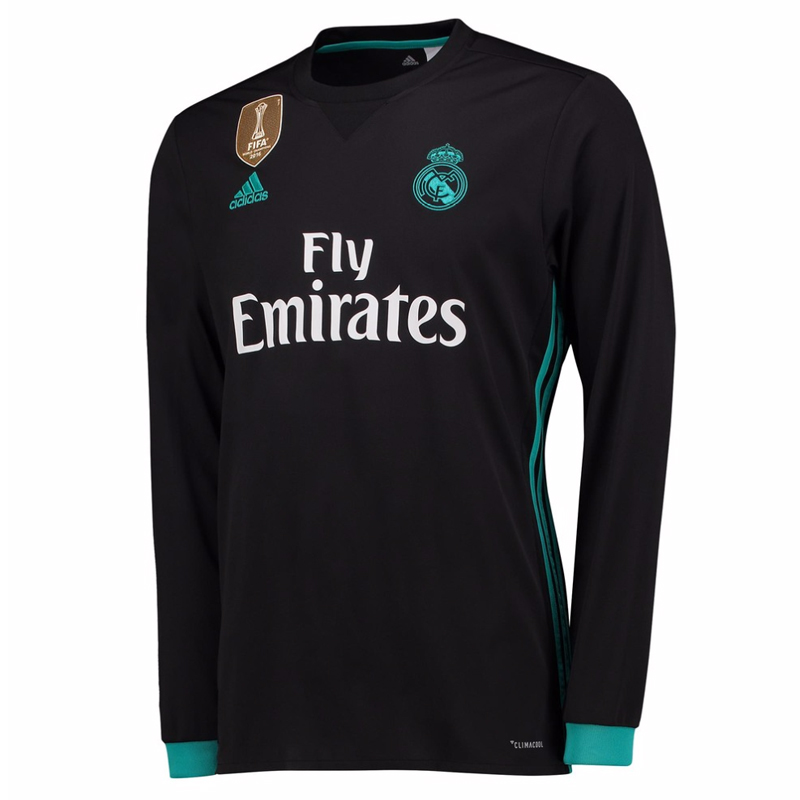 2017 real madrid jersey