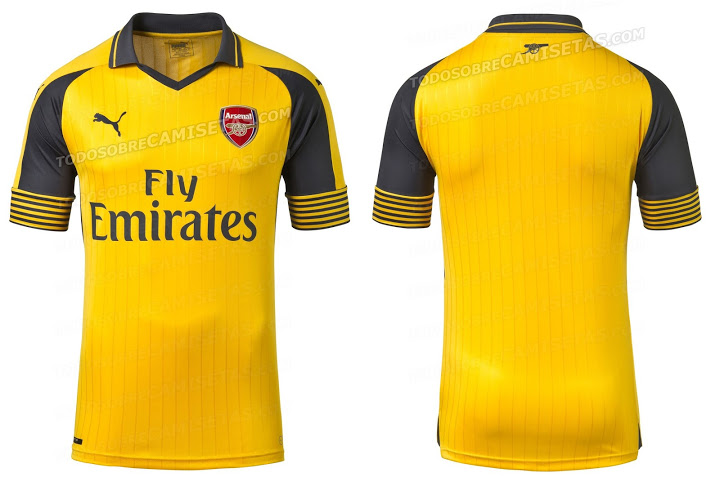 online store e5ace 3b681 arsenal away jersey