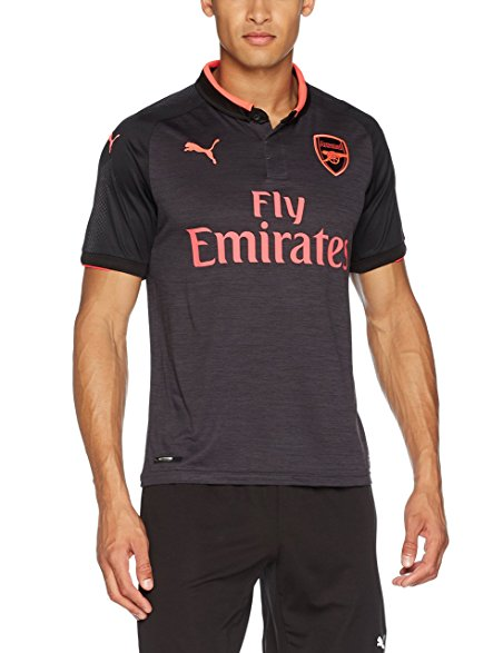 arsenal black jersey