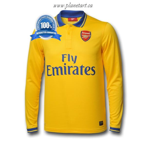 arsenal jersey canada