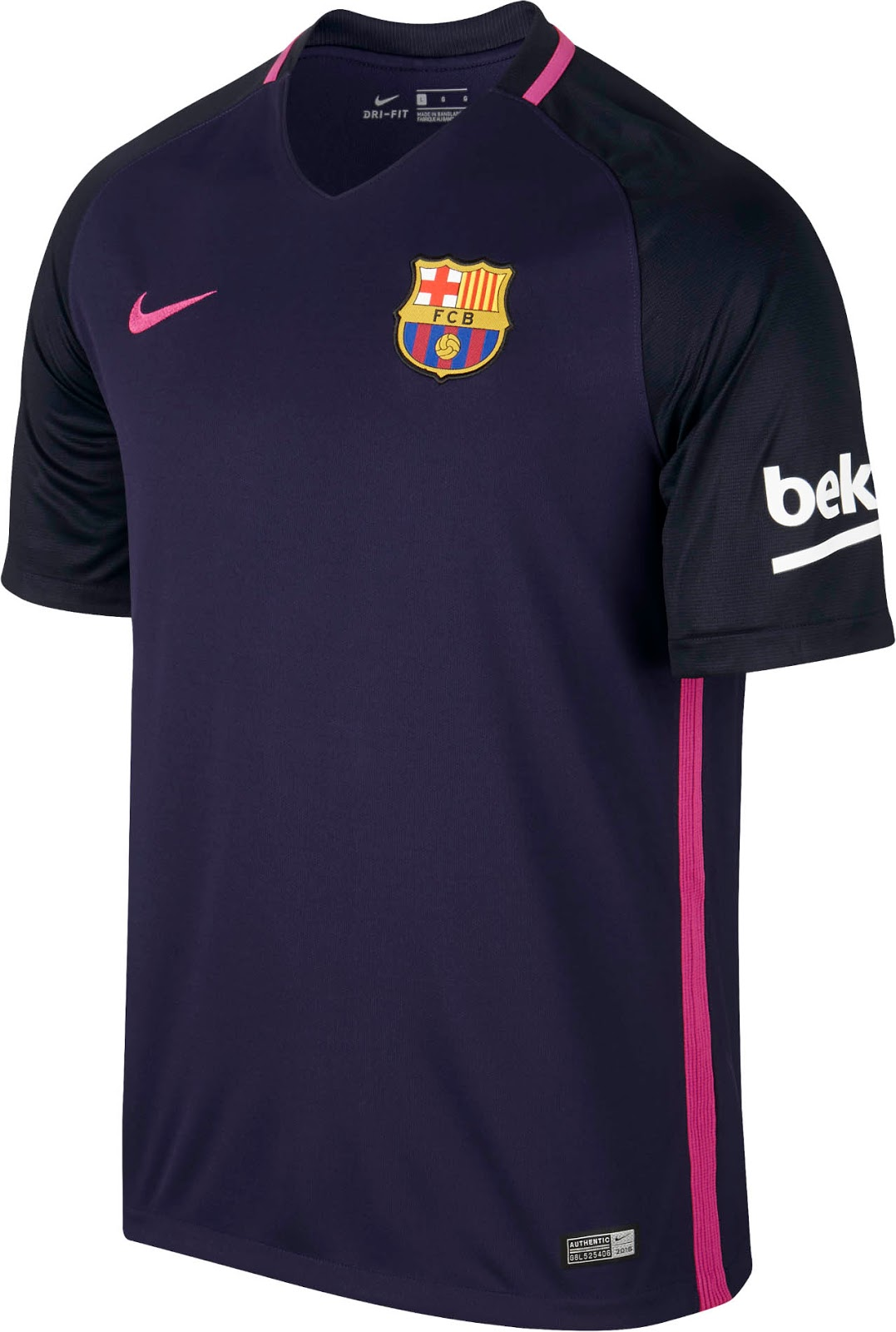 newest 27ac2 65732 barcelona away jersey