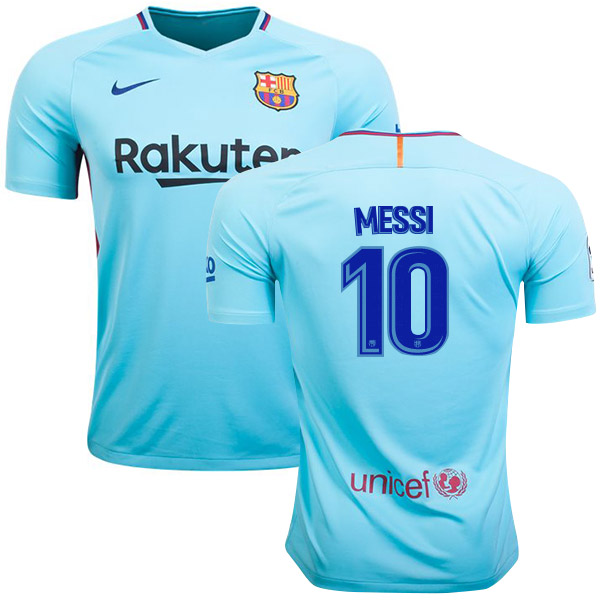 competitive price 7ee2e 151c8 barcelona blue jersey