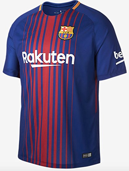 barcelona new jersey