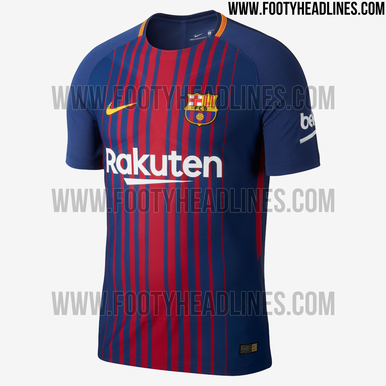 new style 273c5 18cd0 barcelona new jersey