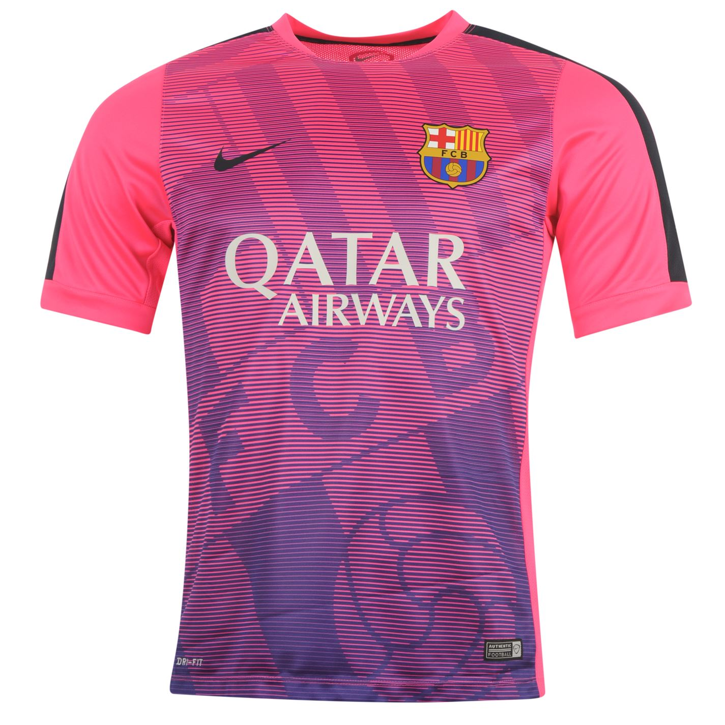 reputable site 85668 592c3 barcelona pink jersey
