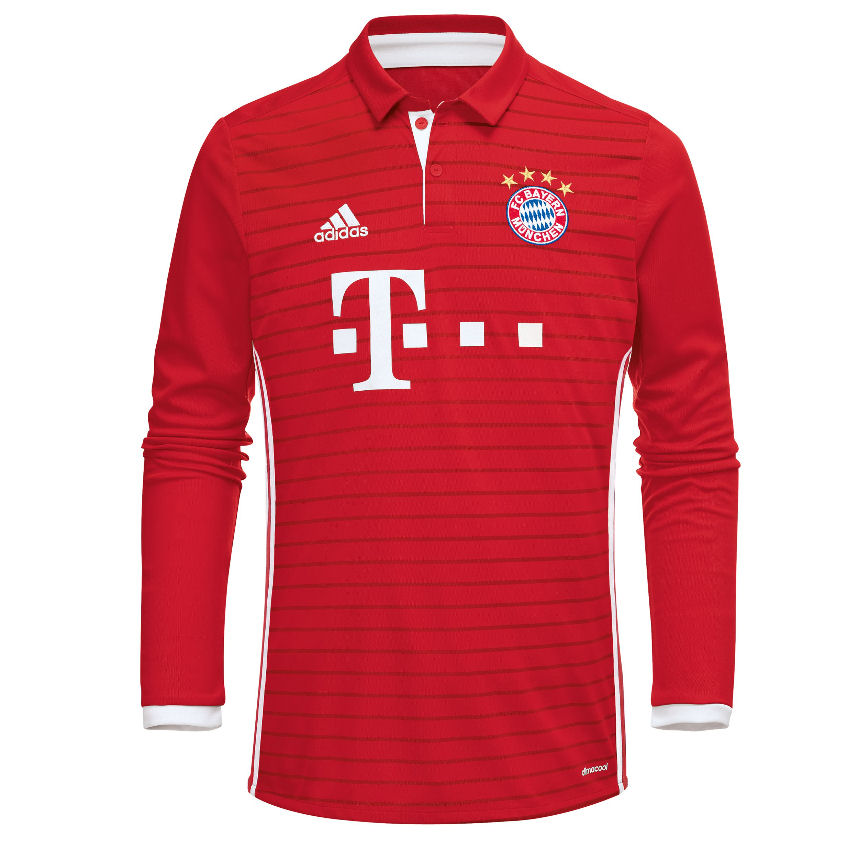 bayern munich football jersey
