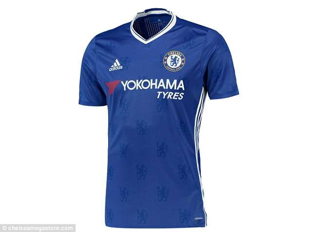 chelsea new jersey