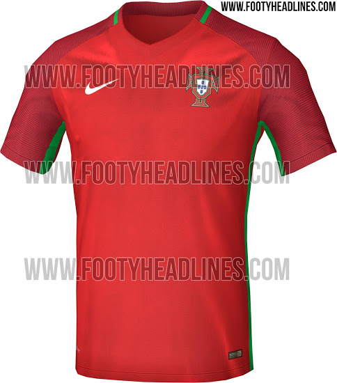euro 2016 portugal jersey