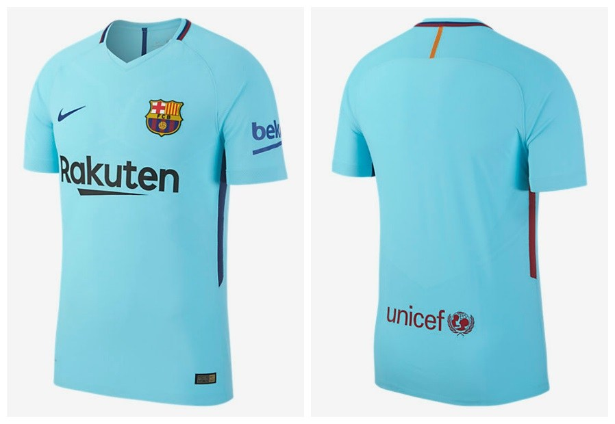53dd2558a ... Home Mini Kit (Ronaldinho 10) 847355-457-101323 İndir (2000x2000) · FC Barcelona  2017 18 Nike Away Kit - FOOTBALL FASHION.ORG