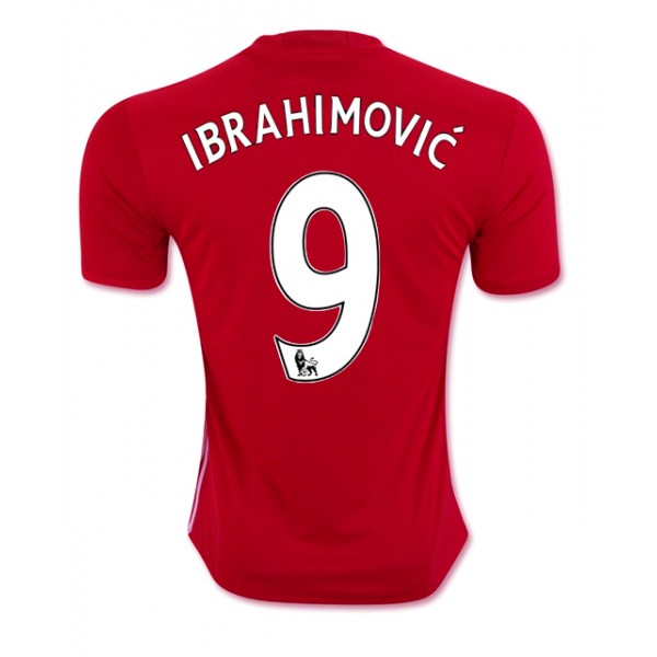 ibrahimovic manchester united jersey