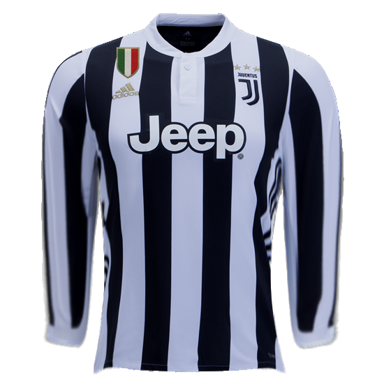 big sale ac6d9 1836b juventus long sleeve jersey