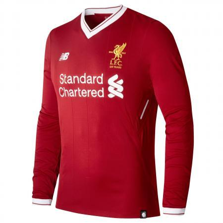 liverpool champions league jersey
