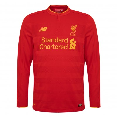 new concept 25a28 2dc40 liverpool fc jersey 2016 17