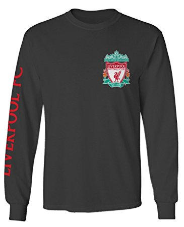 liverpool fc long sleeve jersey