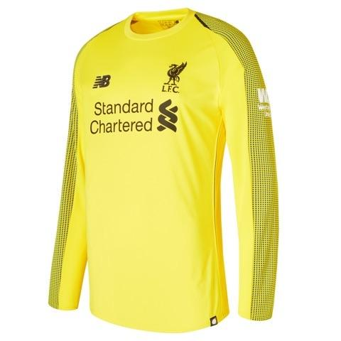 the latest d327a c37e6 liverpool fc long sleeve jersey