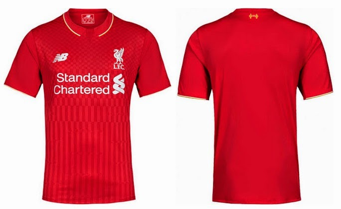 huge selection of 299f5 d8634 liverpool jersey 2016