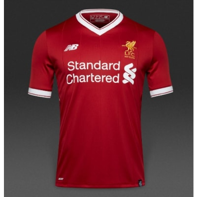 liverpool jersey 2017