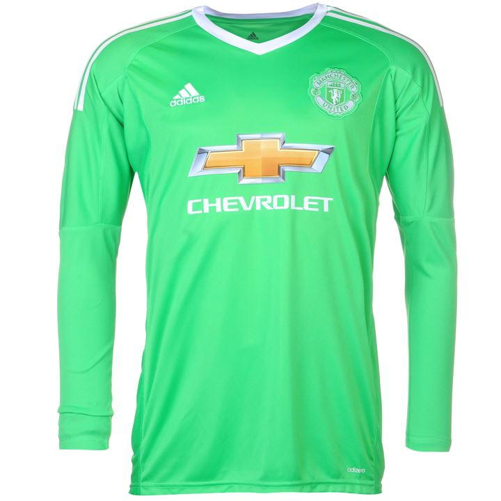 manchester united goalkeeper jersey