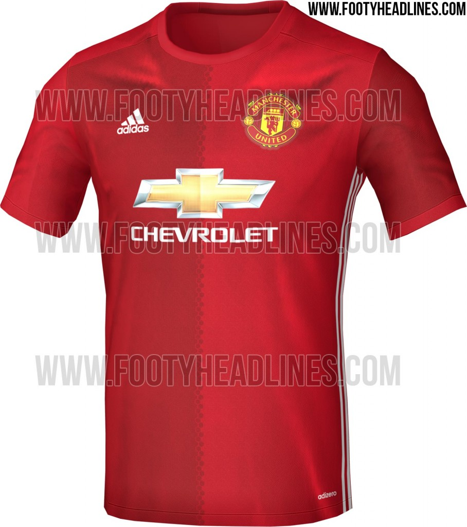 innovative design 1c39c 31b5e manchester united jersey 2017