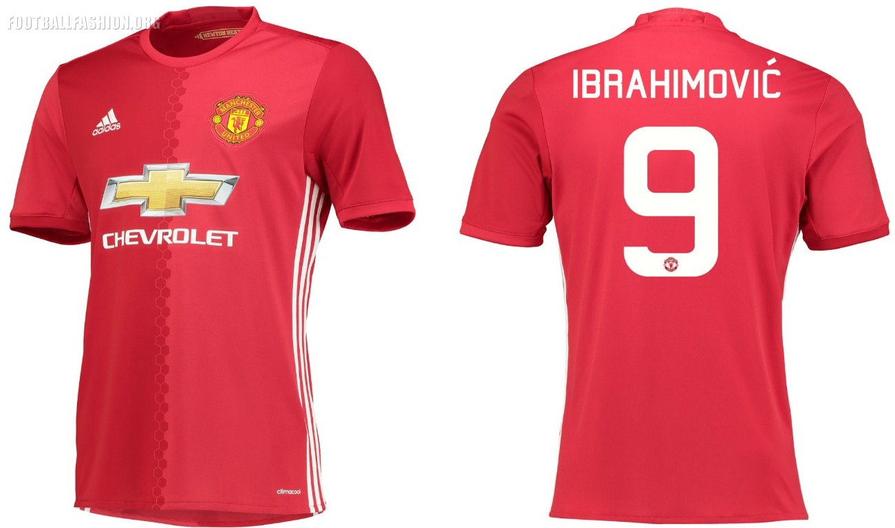 0f95ebc07bf Manchester United Jerseys 2017   Best Football Jerseys for Sale ...