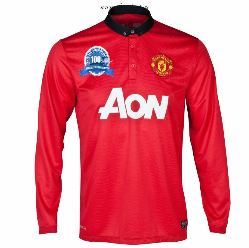 manchester united jersey canada