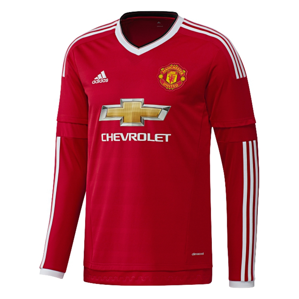494babeda manchester united long sleeve jersey