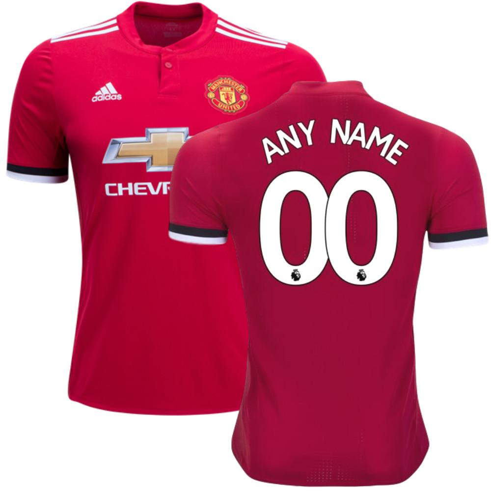 manchester united soccer jersey