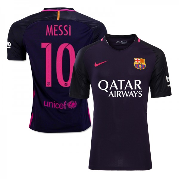 premium selection a276c 80672 messi barcelona jersey