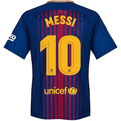 messi barcelona jersey