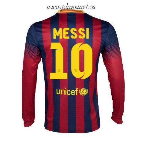 messi jersey canada