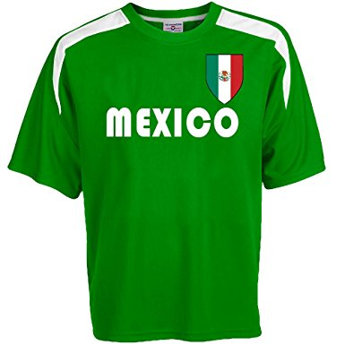 competitive price 1cf44 84bdd Mexico Soccer Jerseys : Best Football Jerseys for Sale ...
