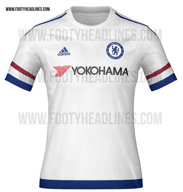 new chelsea jersey