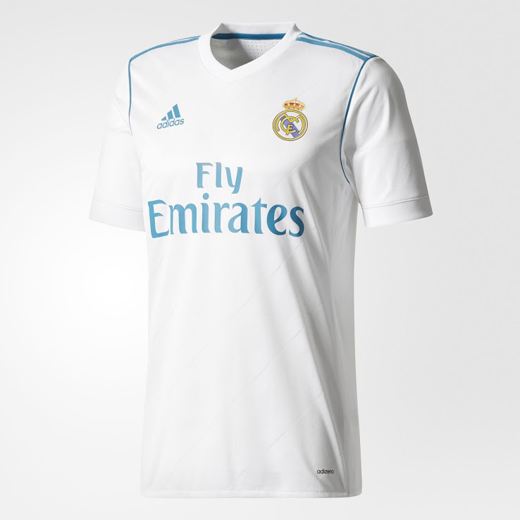 new real madrid jersey