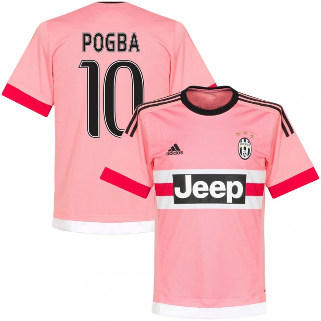 new styles 9857a ed3a3 pink pogba jersey