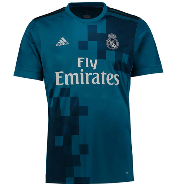 real madrid blue jersey