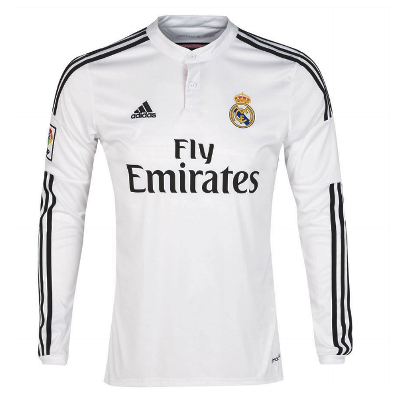 71bd28ba6 real madrid long sleeve jersey