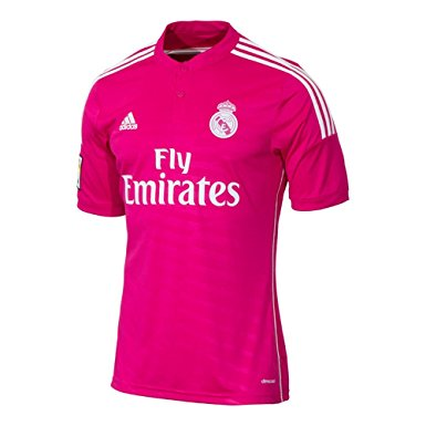 meet 6c2a8 4ab75 real madrid pink jersey