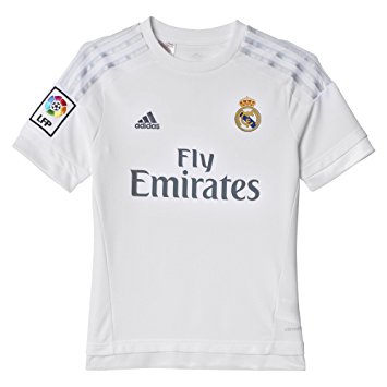 real madrid soccer jersey